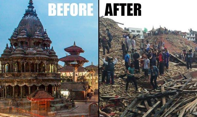 Nepal - Before & After thumbnail