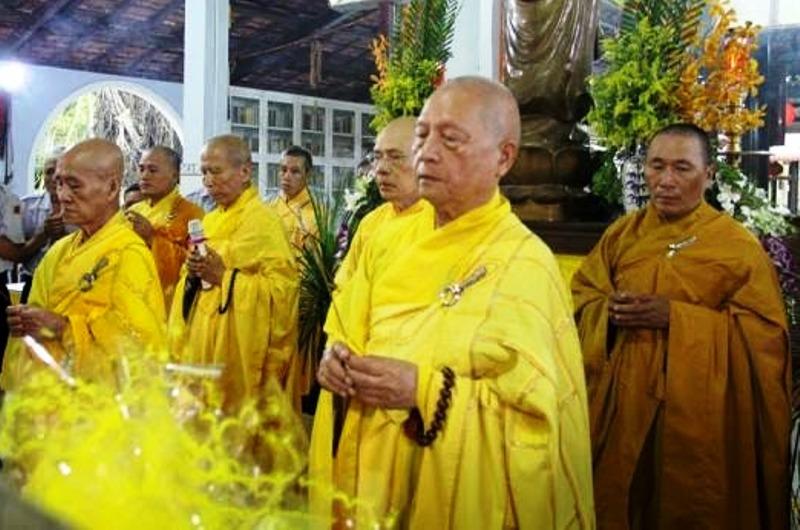 Cảm niệm của Hội đồng Tăng Già chứng minh – Hội đồng Cố vấn giáo hạnh GĐPT Việt Nam