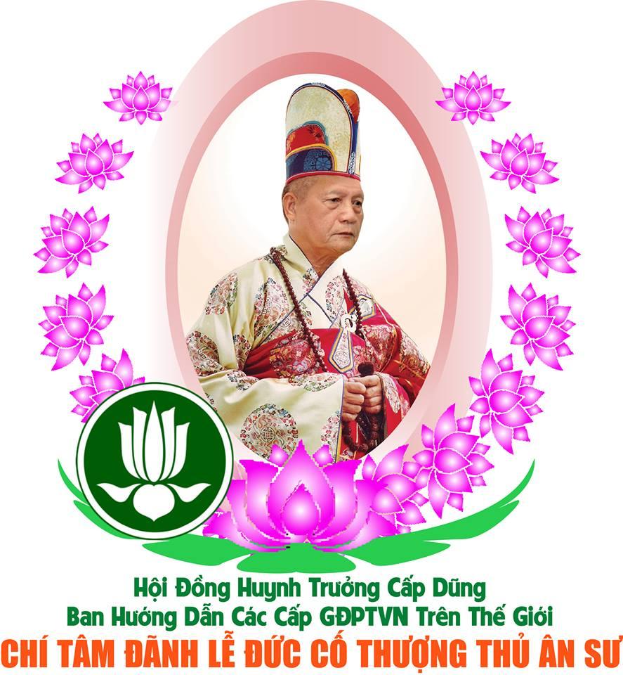 Tang lễ Đức Cố Trưởng Lão Hòa Thượng thượng Đức hạ Chơn: Điếu văn của GĐPTVN tưởng niệm Ân Sư